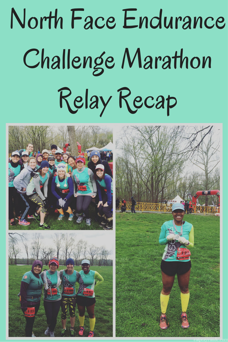North Face Endurance Challenge Marathon Relay Recap