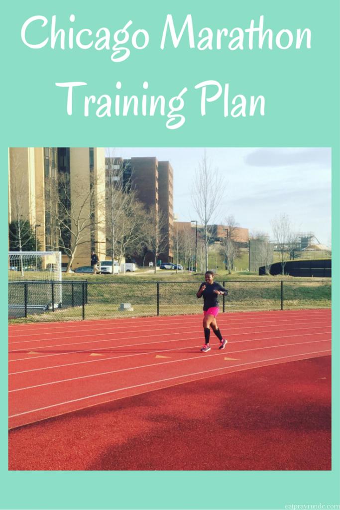 Chicago Marathon Training Plan