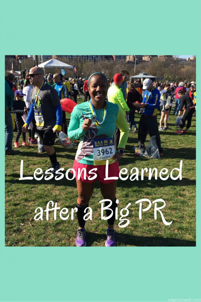 Lessons Learned after a Big PR