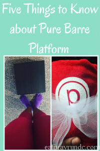 Five Things to Know about Pure Barre Platform