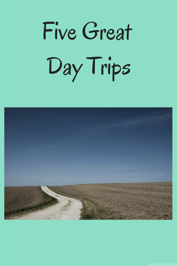 Five Great Day Trips