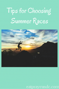 Tips for Choosing Summer Races