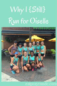 Why I {Still} Run for Oiselle