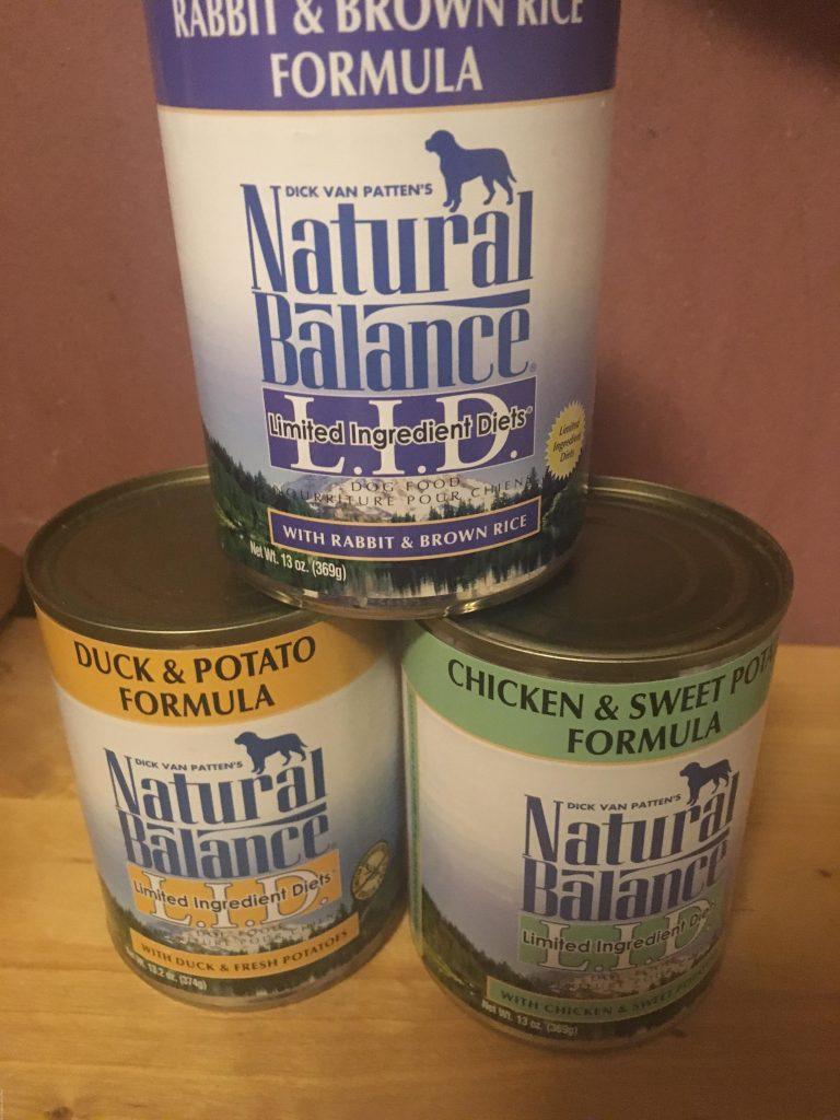 natural balance can