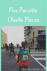 Five favorite Oiselle Pieces