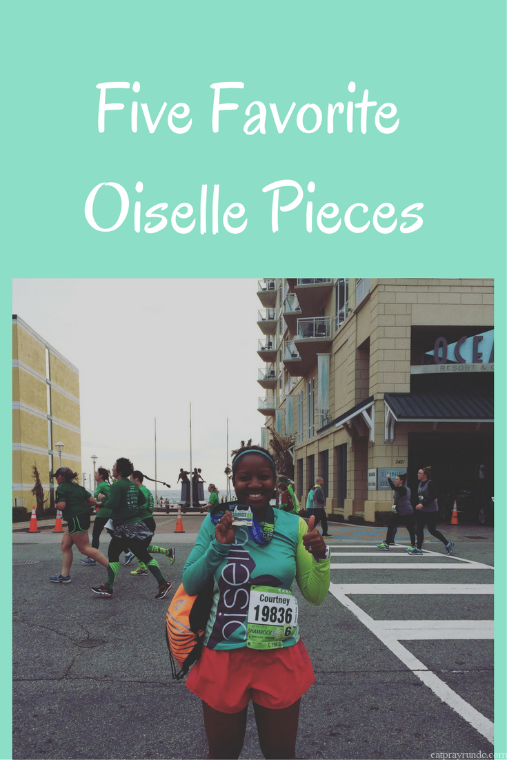 Five Fav Oiselle Pieces