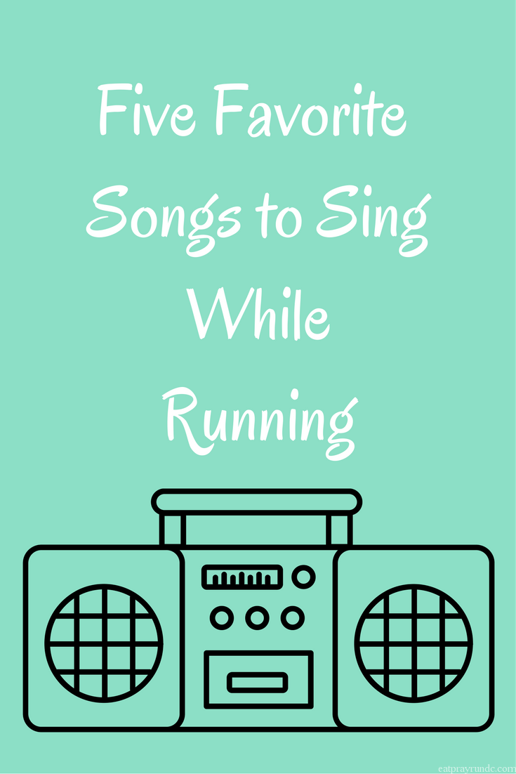sing-while-running