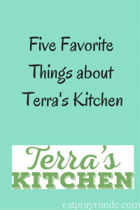 Thirty Minute Meals Made Easy: Terra's Kitchen
