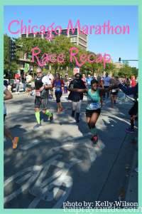 Chicago Marathon Recap