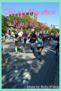 Chicago Marathon Recap