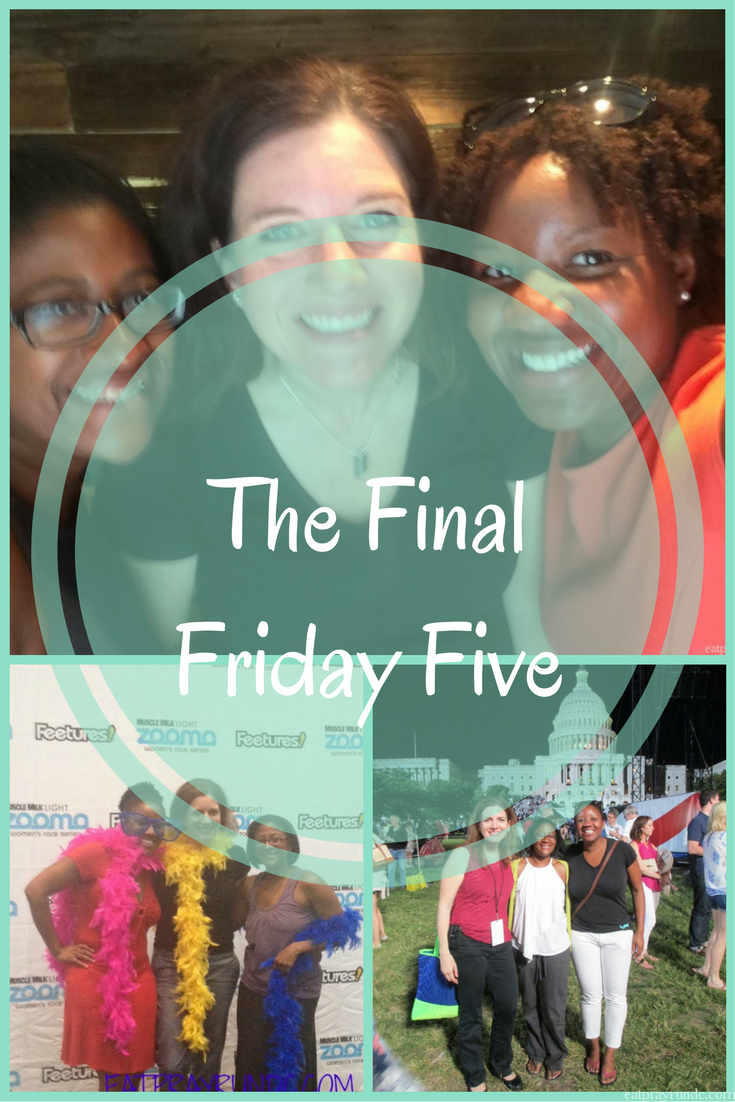 final friday five