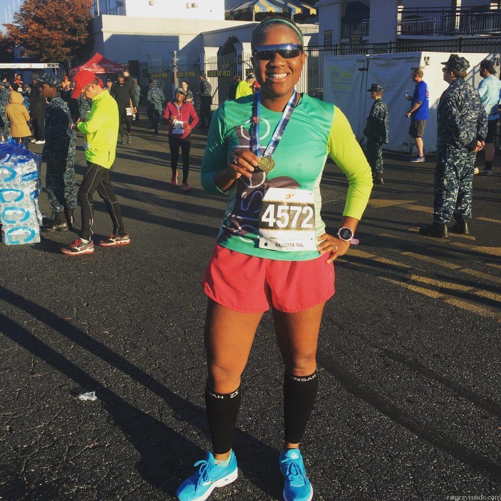 annapolis running classic finish line