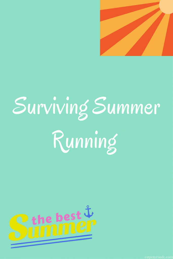 Surviving Summer Running