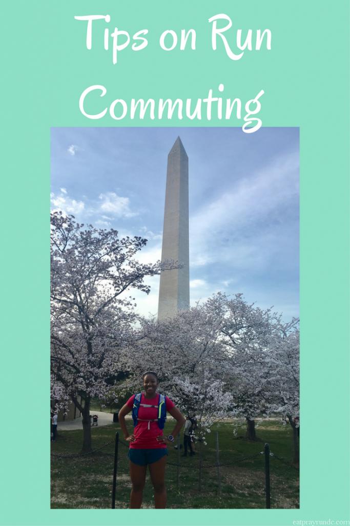 Tips on Run Commuting