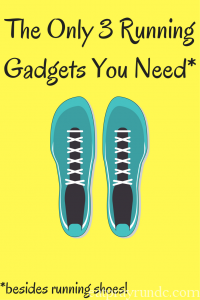 The Only 3 Running Gadgets You Need