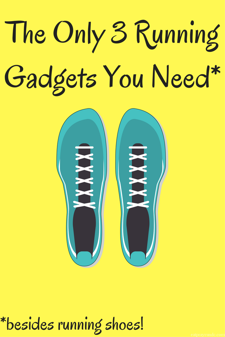 The Only 3 Running Gadgets You Need-