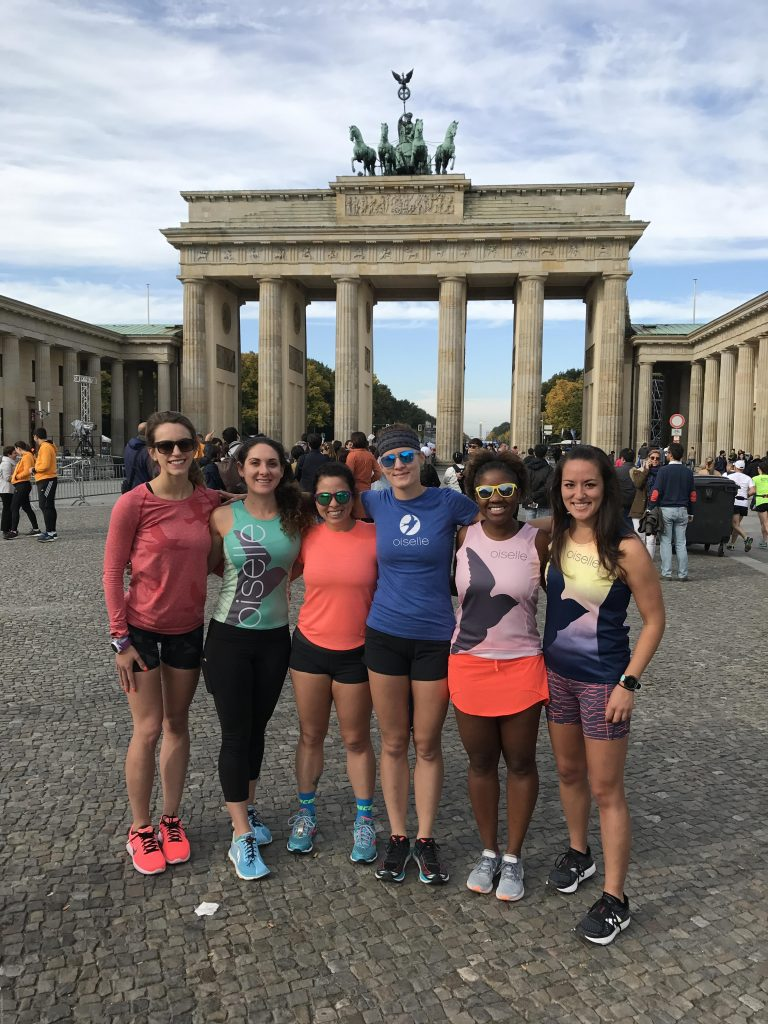 team shakeout berlin