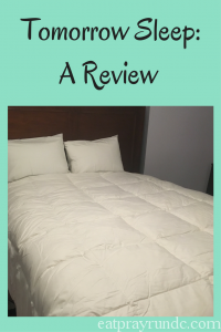 Tomorrow Sleep: A Review
