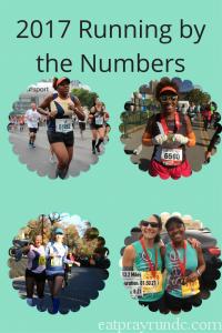 2017 Running Stats