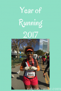 Year of Running 2017