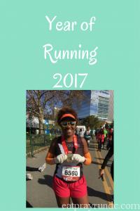 Year in Running 2017