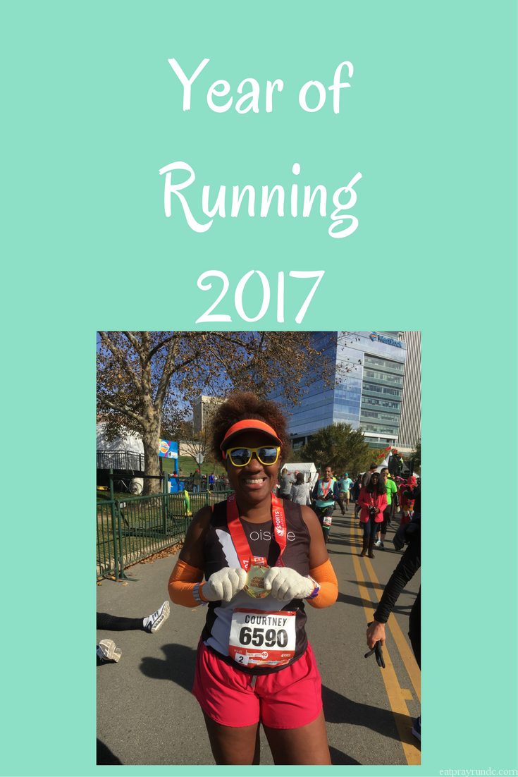 Year in Running 2017