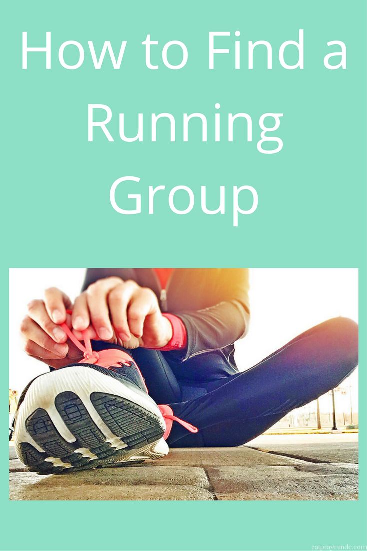 How to Find a Running Group
