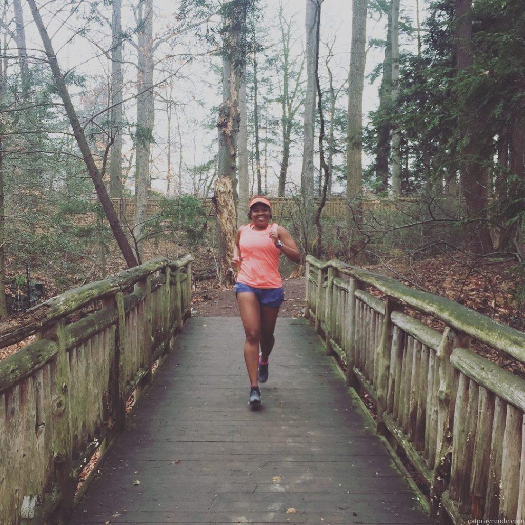 arboretum running