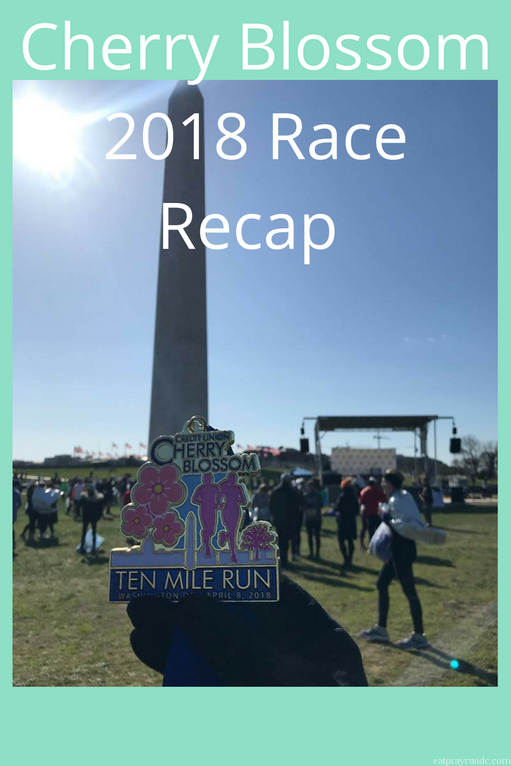 Cherry Blossom 2018 Race Recap