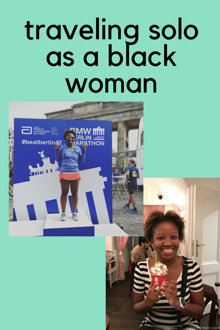traveling solo as a black woman