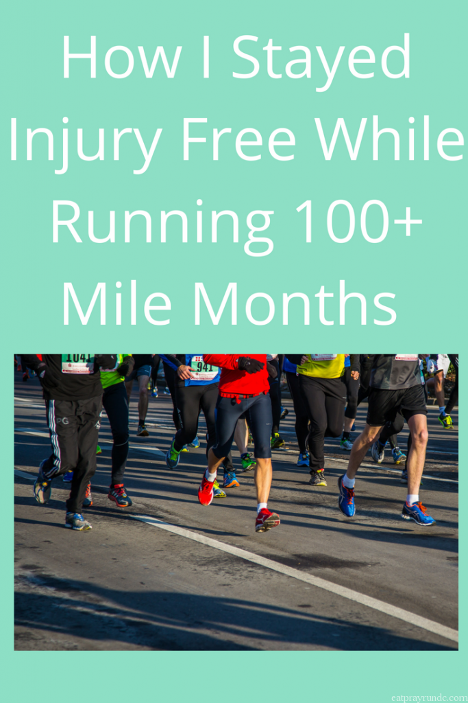 How I Stayed Injury Free Running 100+ Mile Months