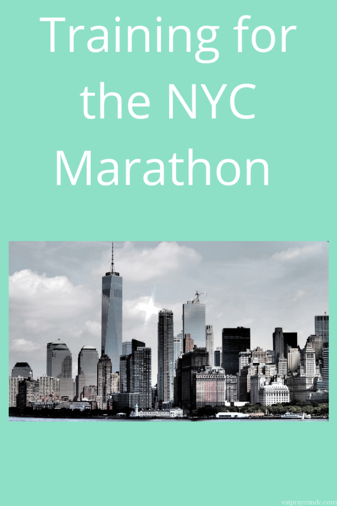 Training for the NYC Marathon