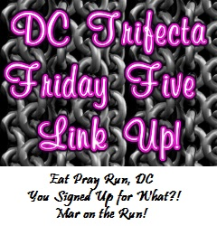 Friday Five Link Up