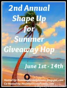 Shape Up for Summer Giveaway