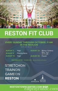 Reston Fit Club