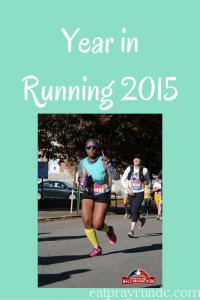 Year in Running 2015