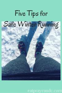 Five Tips for Safe Winter Running