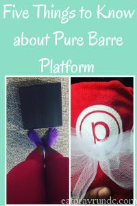 Pure Barre Platform