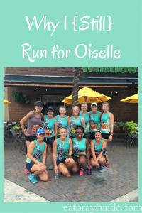 Why I {Still} Run for Oiselle